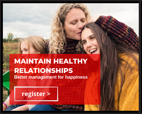 maintaining healthy relationships workshops Fulham